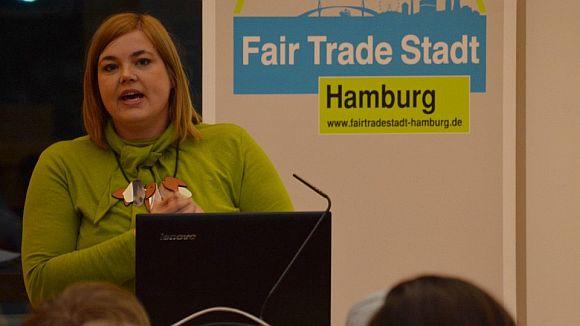 """BiTS-Studierende unterstützen """"Hamburg! Handelt! Fair!"""""""