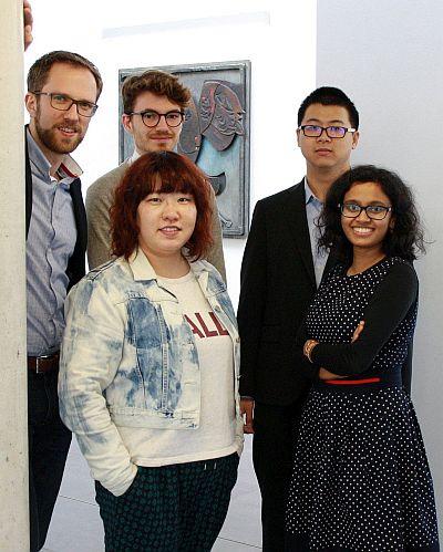 Top-Studenten der HHL erhalten Deutschland-Stipendium