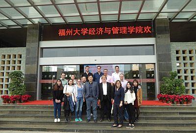 Zu Gast in China