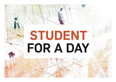 Student for a day