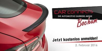 CAR-connects – Die Karriere-Messe für die Mobilitätsindustrie