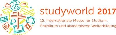 studyworld 2017 – 12. internationale Messe für Studium, Praktikum und akademische Weiterbildung