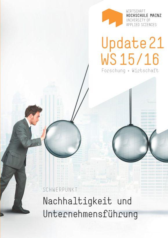 """Nachhaltigkeit und Unternehmensführung: Das neue """"Update"""" ist erschienen"""