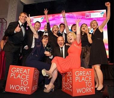 Platz 1 für Mars - bester Arbeitgeber Europas!