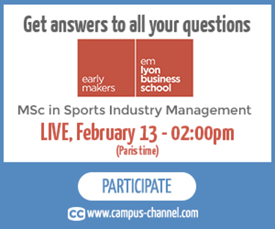 Campus Channel for the MSc in Sport Industry Management
