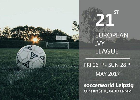 Fußballturnier und Karrieremesse vom 26.-28. Mai 2017 an der HHL