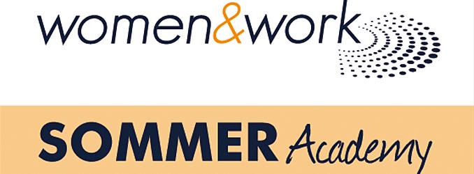 """women&work veranstaltet eine kostenfreie virtuelle """"Sommer Academy"""""""