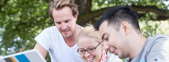 Umfrage: HHL-Studenten zeichnen sich durch Internationalität, Unternehmergeist und Leadership-Potenzial aus