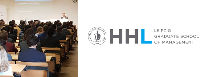 We are HHL! Start der neuen Studierenden aus 34 Nationen