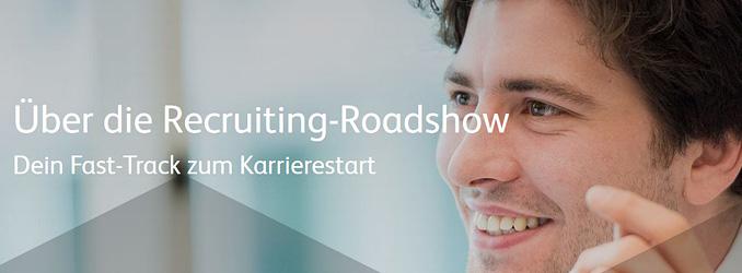 LAST CALL | BearingPoint Recruiting-Roadshow in Frankfurt