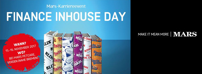 LAST CALL |  Finance Inhouse Day