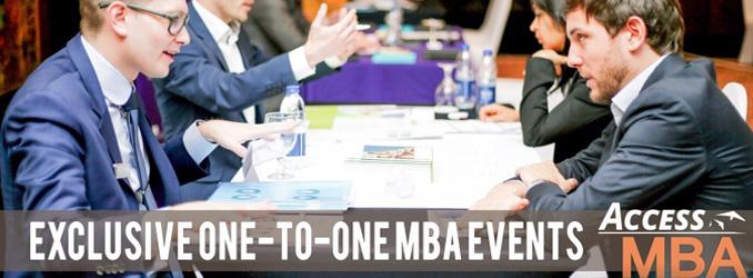 Exklusive MBA Veranstaltung am 12. Oktober in Genf