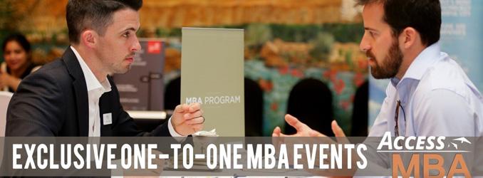Exklusive MBA Veranstaltung am 14. Oktober in Zürich
