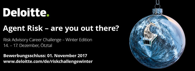 LAST CALL | Risk Advisory Career Challenge - Winter Edition