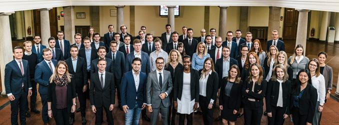 Neue Klasse an der HHL gestartet für den zunehmend beliebten Management Master in Teilzeit