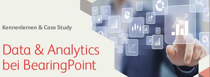 Data & Analytics bei BearingPoint