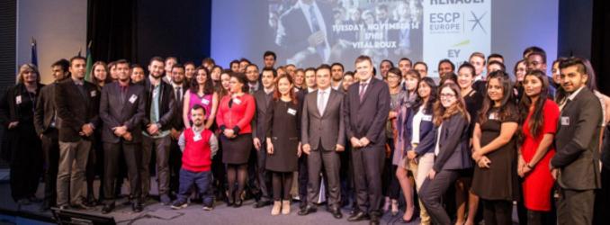 Die ESCP Europe und Groupe Renault gründen gemeinsam neuen Lehrstuhl für Interkulturelles Management