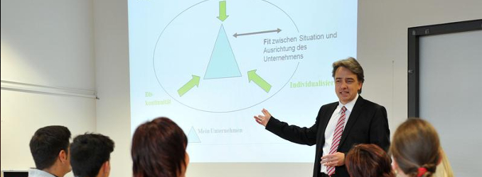 Zeit für Veränderung – Info-Tag zum MBA-Fernstudienprogramm am RheinAhrCampus