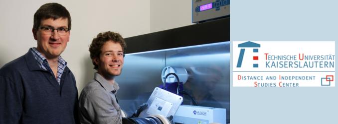 Auch fürs Smartphone: Kaiserslauterer Physiker entwickeln elektrische Irisblende für Minikameras