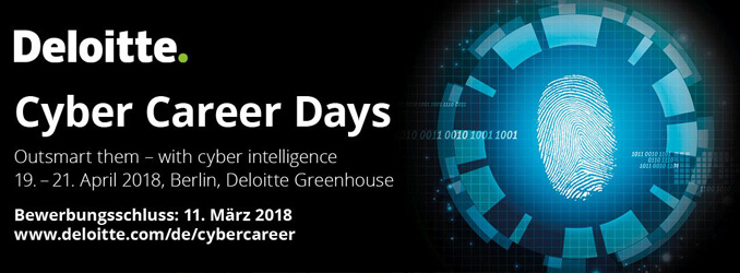 Cyber Career Days