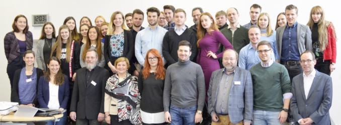 Internationale Master Week an der EUFH