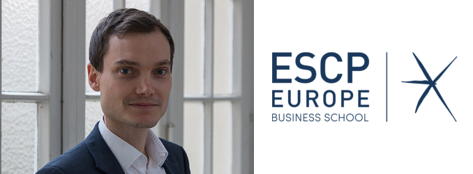 Christian Durach übernimmt den Lehrstuhl für Supply Chain and Operations Management an der ESCP Europe Berlin