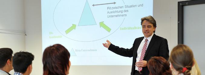Kurs auf Karriere: MBA-Fernstudienprogramm am RheinAhrCampus