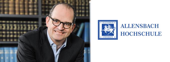 Berufung von Dr. Maximilian A. Werkmüller, LL.M.