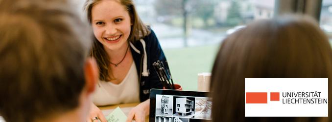 Universität Liechtenstein - Infoabend Bachelorstudiengänge