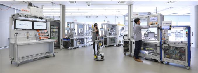 Studie: Neue Geschäftsmodelle helfen Unternehmen auf dem Weg zur Industrie 4.0