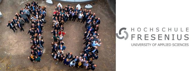 Hochschule Fresenius feiert zehnjähriges Bestehen des Hamburger Standortes