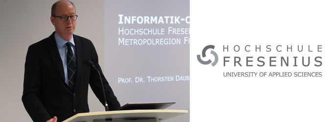 Hochschule Fresenius gründet Informatik-Cluster