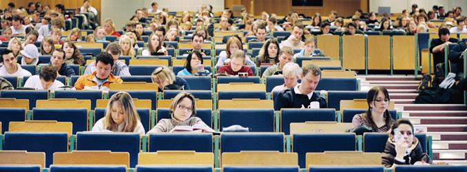 Leuphana erfolgreich mit Initiativen zur Verbesserung der Studienqualität