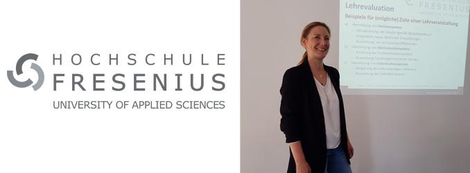 Prof. Dr. Corinna Baum von der Hochschule Fresenius ist Professorin des Jahres
