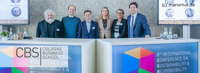 Internationale CSR-Konferenz zeigt auf, dass Nachhaltigkeitsdiskussion vor Paradigmenwechsel steht