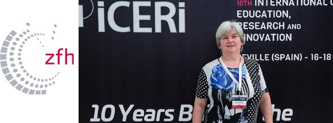 ICERI – Internationale Konferenz für Bildung und Forschung in Sevilla