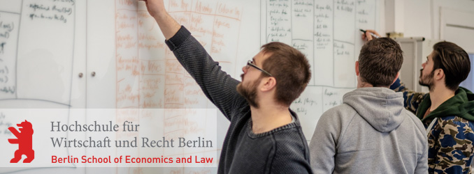 Bundesförderung für Ausbau der Gründungskultur an der HWR Berlin