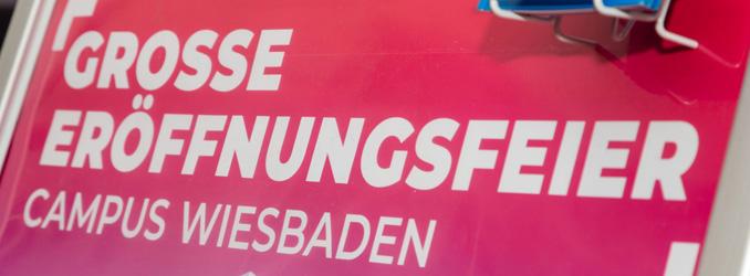 Pünktlich zum Sommersemester: Hochschule Fresenius startet in Wiesbaden