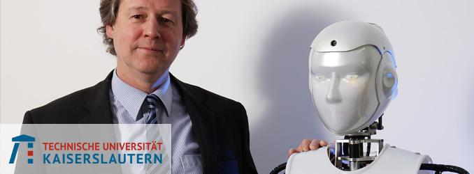 Aktuelles aus der Robotik steht im Mittelpunkt einer internationalen Konferenz in Kaiserslautern