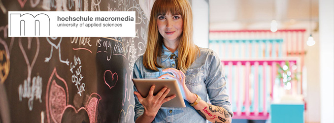 Online-Bildung: Macromedia startet Fernstudiengänge
