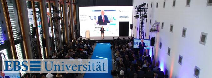 Dreißigstes EBS Symposium in Oestrich-Winkel