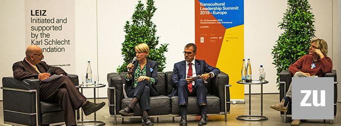 Kongress an der Zeppelin Universität legt Fokus auf Kooperationen in ganz Europa