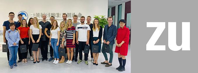 Exkursion führt Studierende der Zeppelin Universität nach Peking