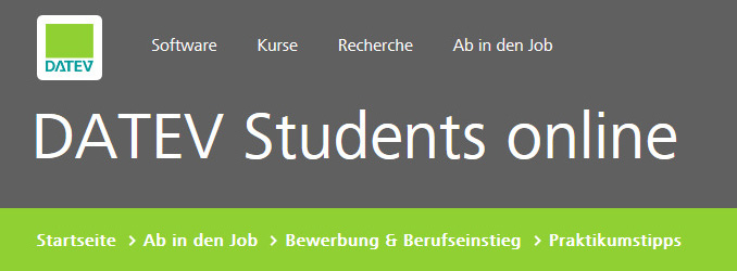 Was ist DATEV Students online?