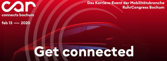 Car Connects Bochum – Das größte Karriere-Event der Mobilitätsbranche in Deutschland