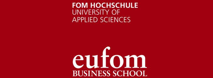 Münchner eufom informiert übers Vollzeitstudium an der Business School