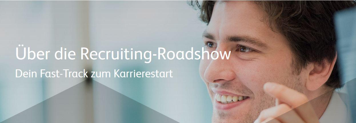 Bewerbungsschluss BearingPoint Recruiting-Roadshow