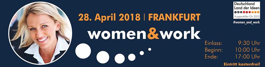 women&work - Europas größter Karriere-Event für Frauen