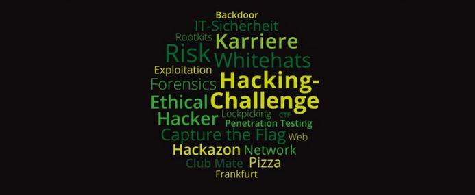 Bewerbungsschluss Hacking Challenge