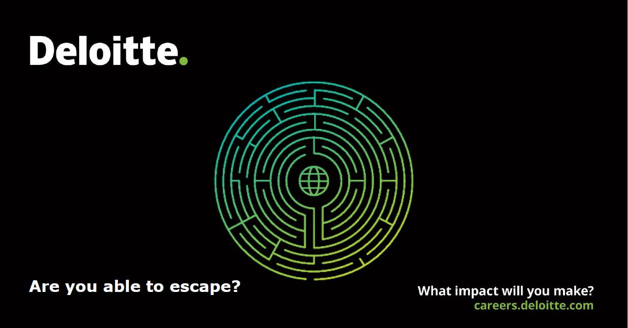 Bewerbungsschluss Deloitte Digital – das Escape-Game